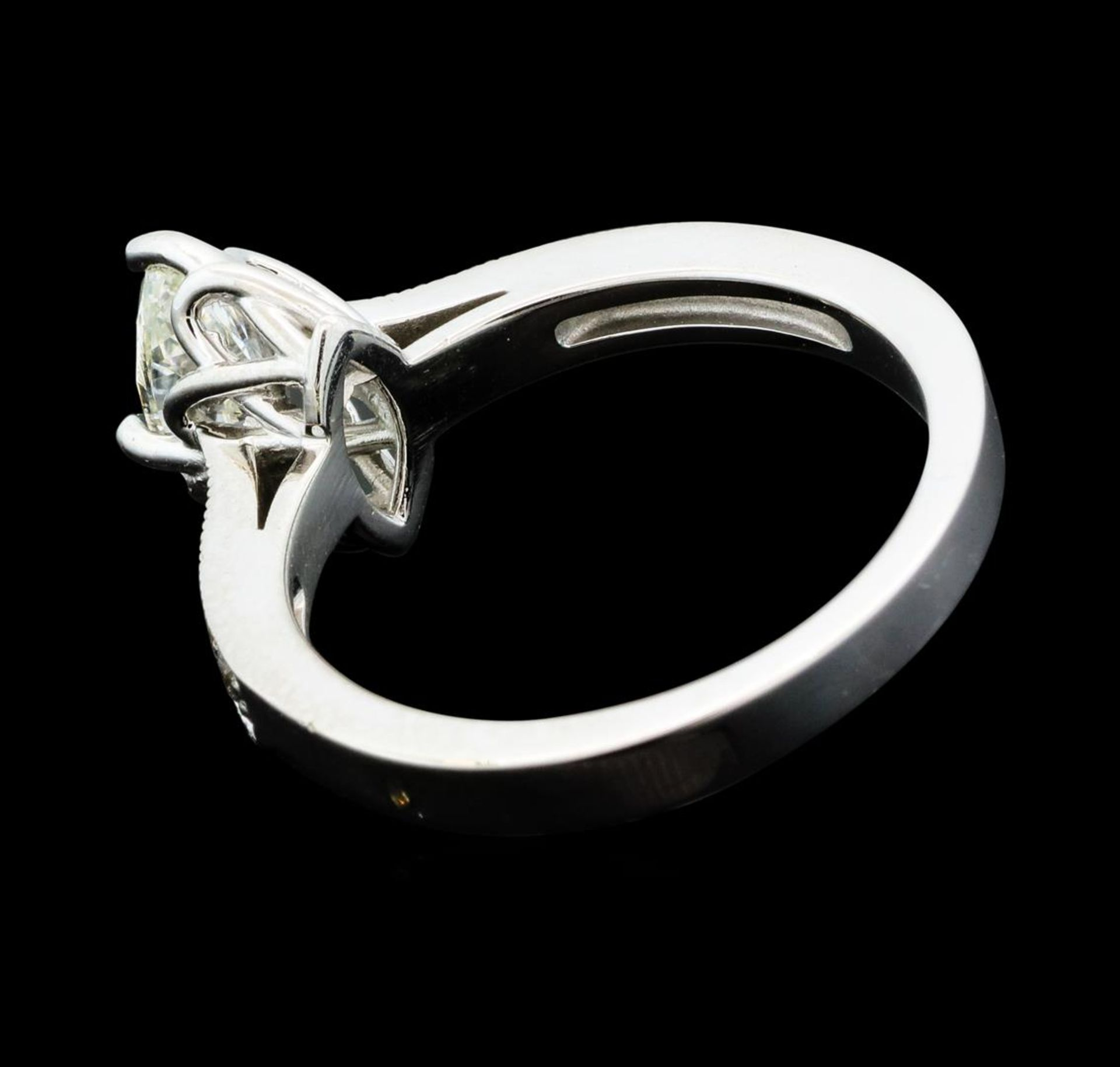 1.21 ctw Diamond Ring - 14KT White Gold - Image 3 of 5