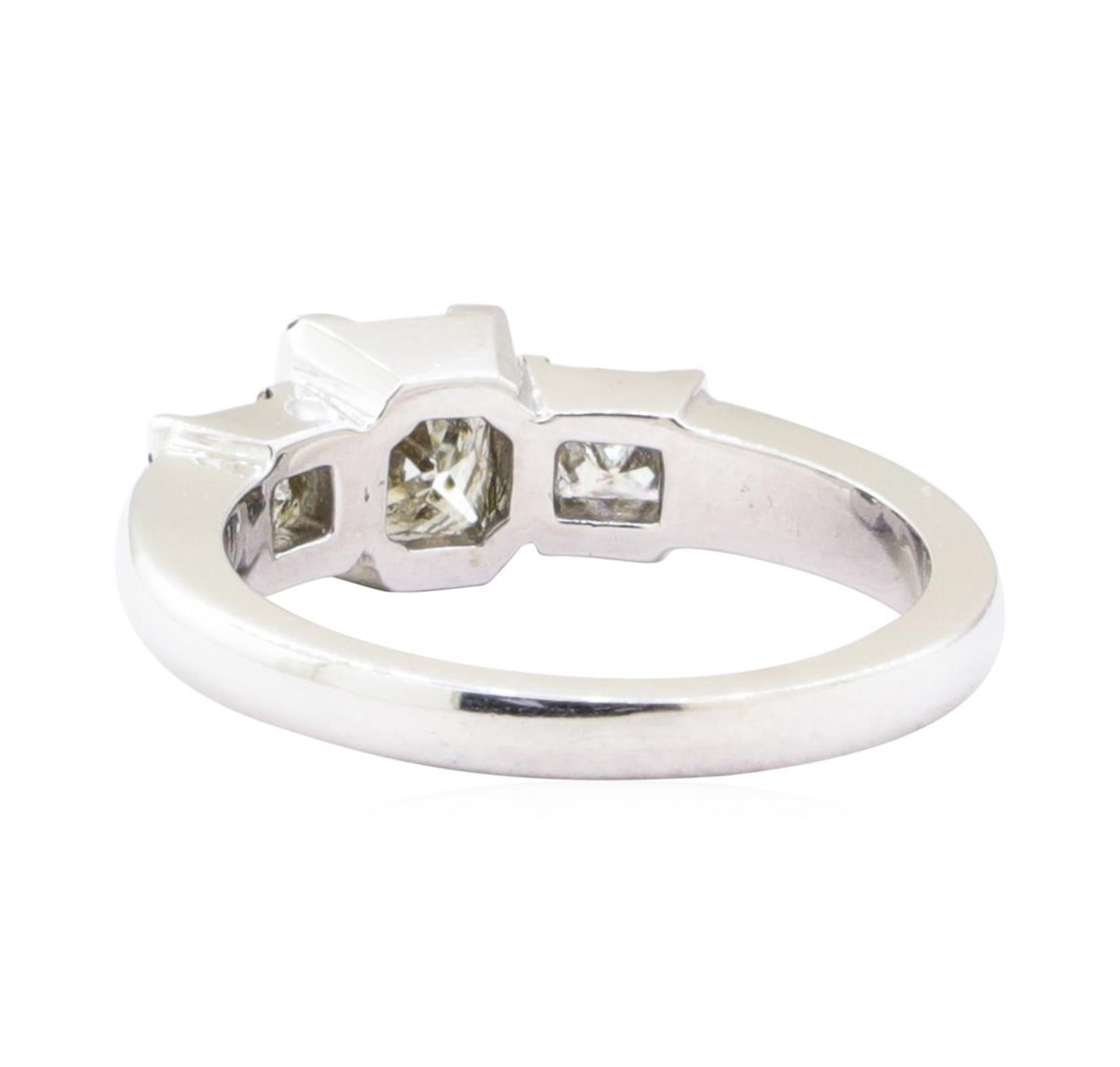 1.45 ctw Diamond Ring - 14KT White Gold - Image 3 of 5