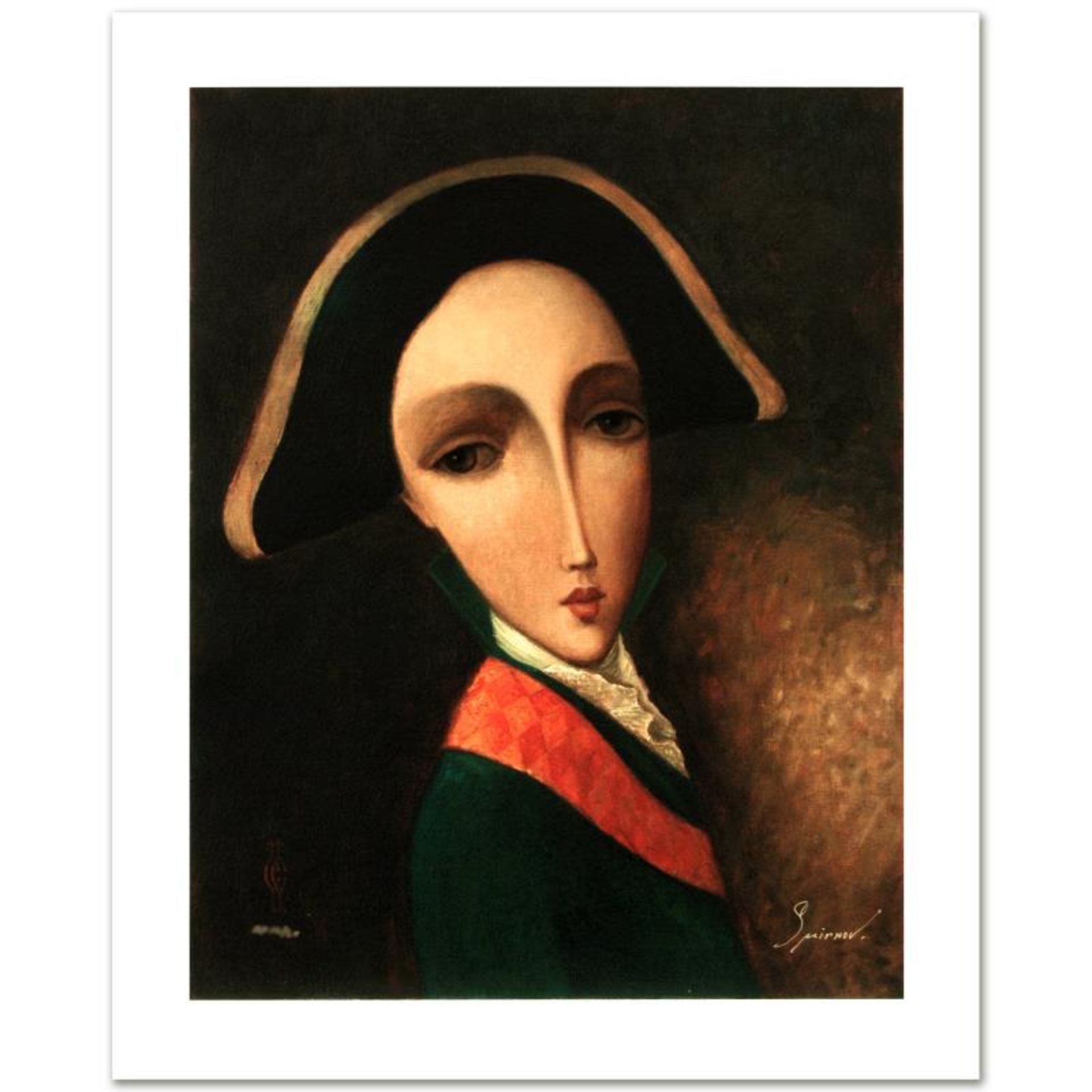 """Sergey Smirnov (1953-2006), """"Peter The Great: The Young Czar"""" Limited Edition Mi"""