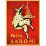 Leonetto Cappiello - Pates Baroni