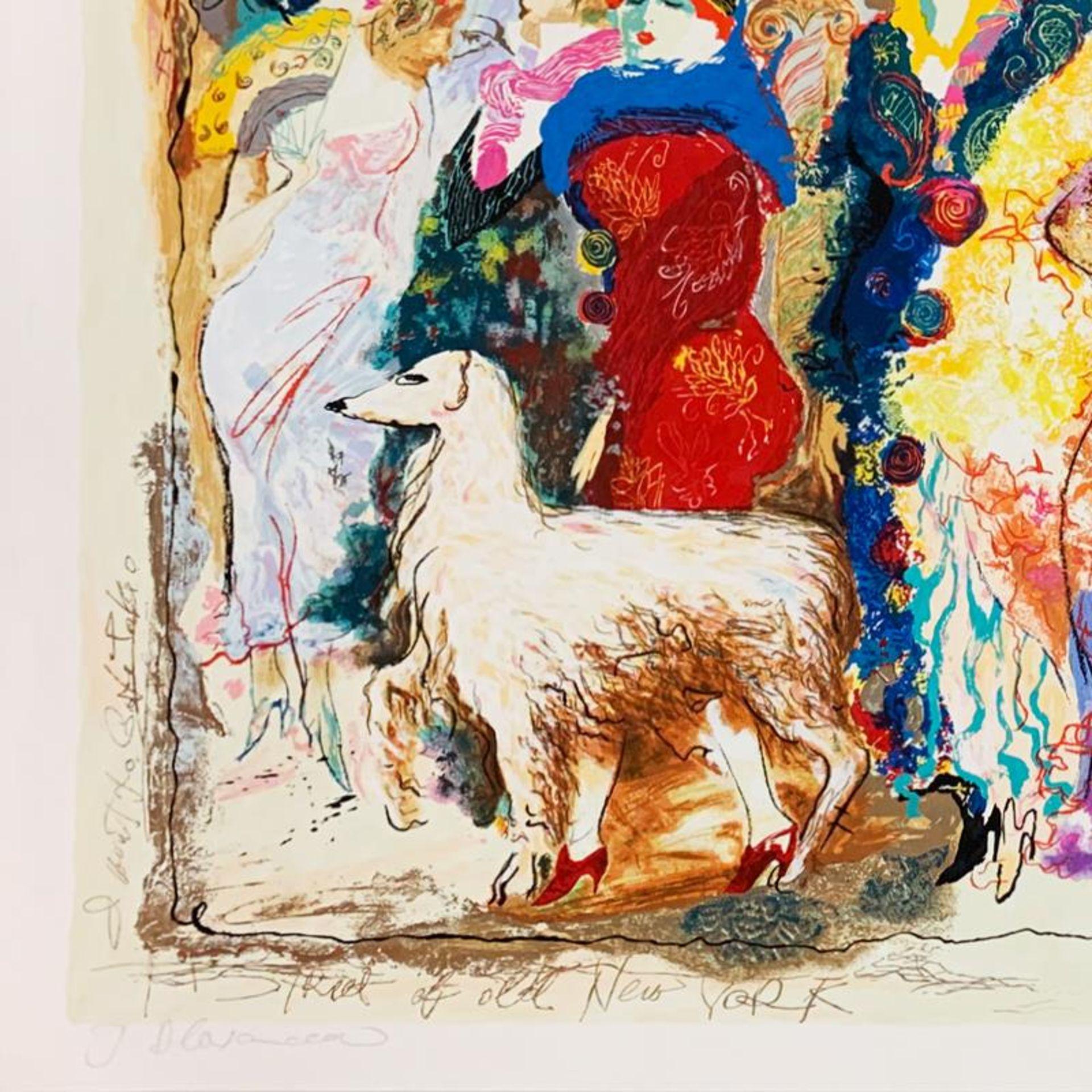 Alexander Galtchansky (1959-2008) and Tanya Wissotzky (1959-2006), Hand Signed L - Image 3 of 3