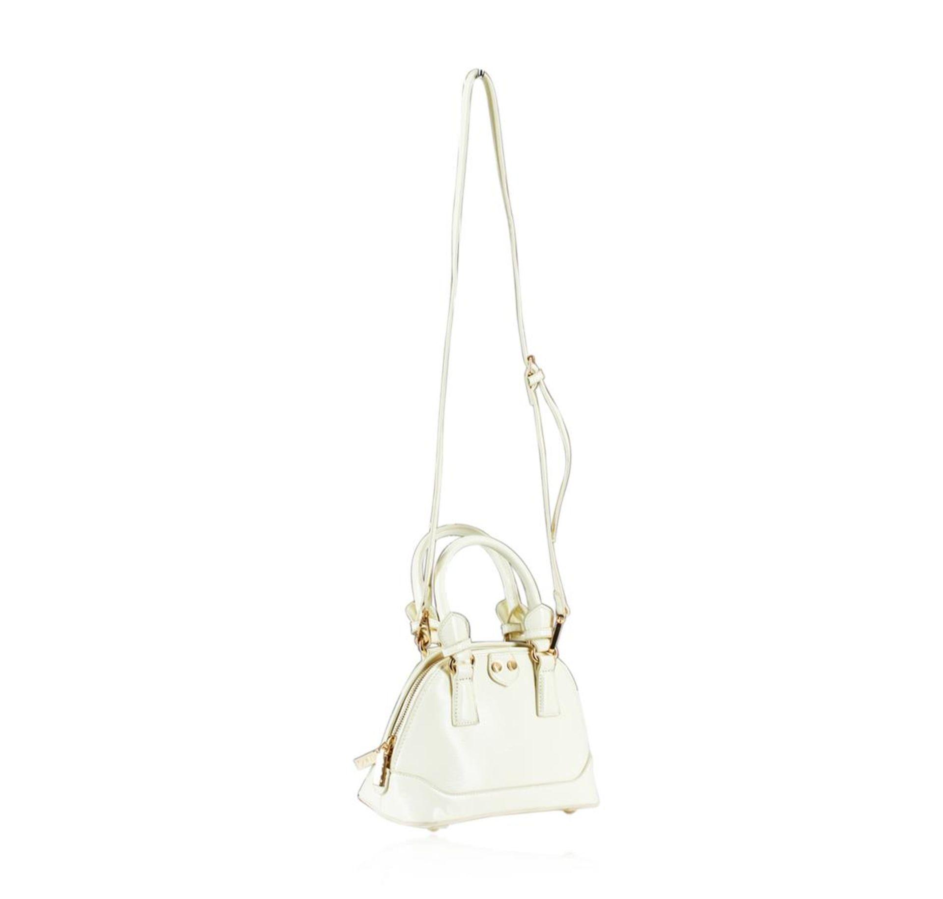 White Becca Mini Handbag - Image 3 of 3