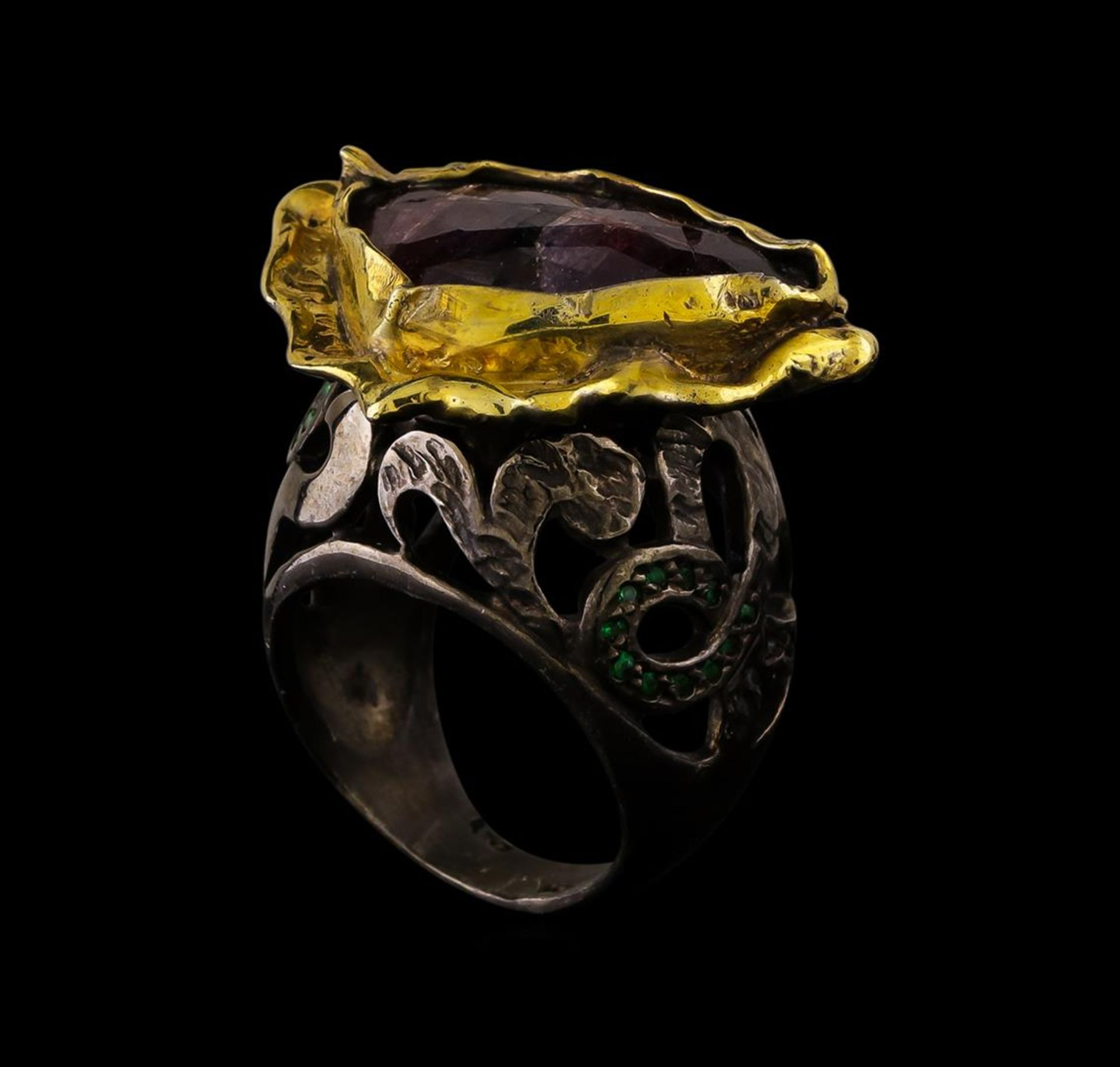 Sterling Silver Ring - Image 4 of 4