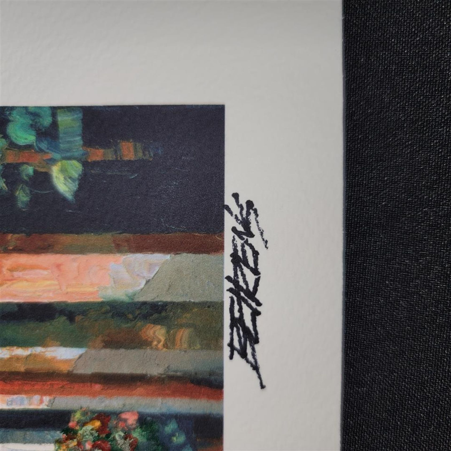 """Village Hideaway"" by Howard Behrens - Signed, Numbered, & Embellished - Image 2 of 4"
