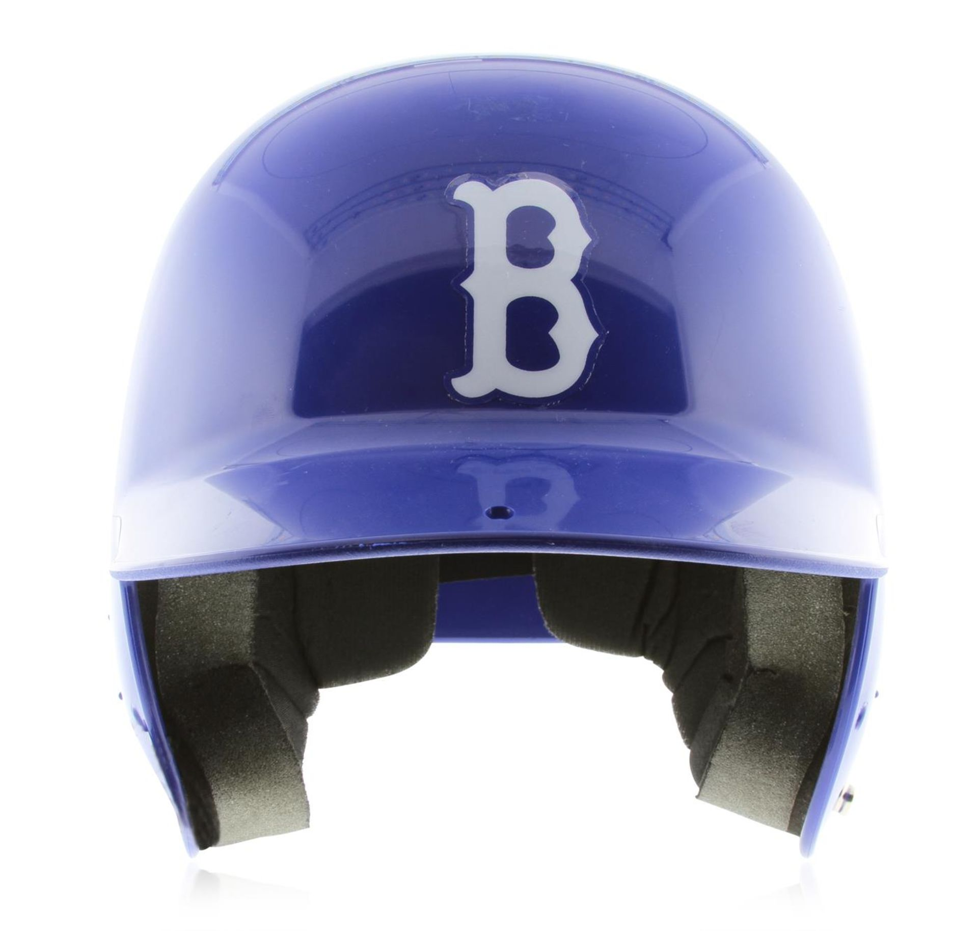 Autographed Duke Snider Brooklyn Helmet PSA Certified - Image 2 of 4