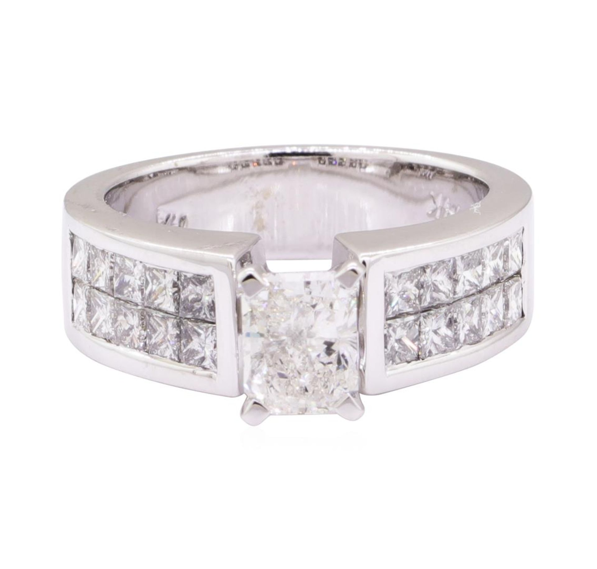 2.23 ctw Diamond Ring - 14KT White Gold - Image 2 of 5