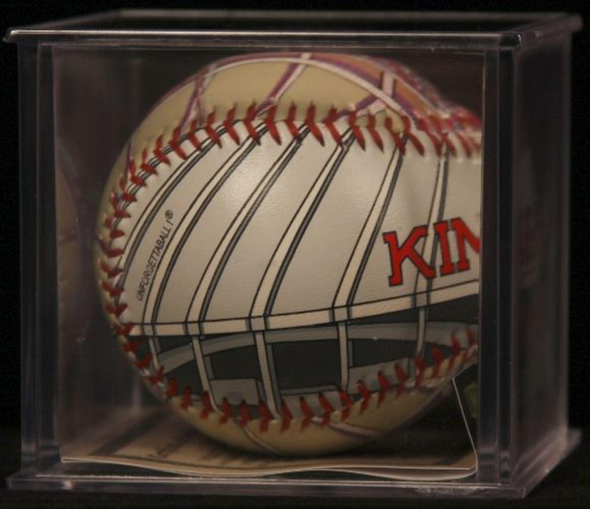 "Unforgettaball! ""Kingdome"" Collectable Baseball - Image 2 of 6"