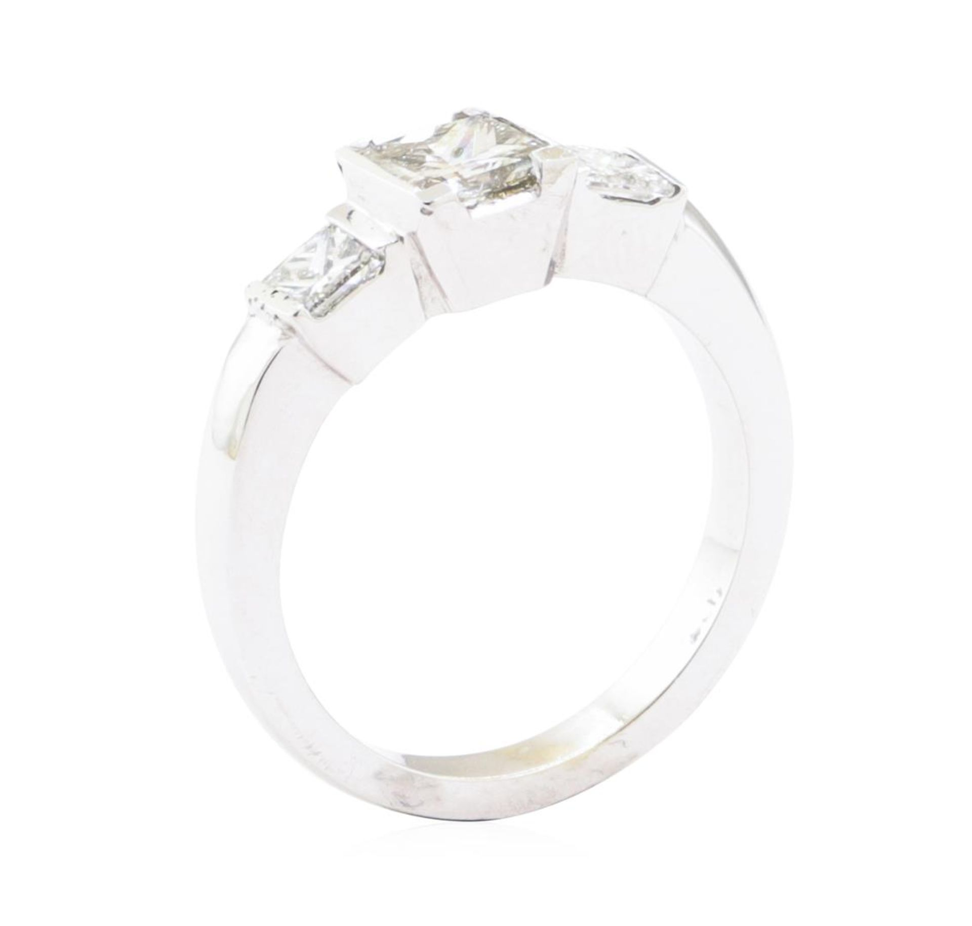 1.45 ctw Diamond Ring - 14KT White Gold - Image 4 of 5