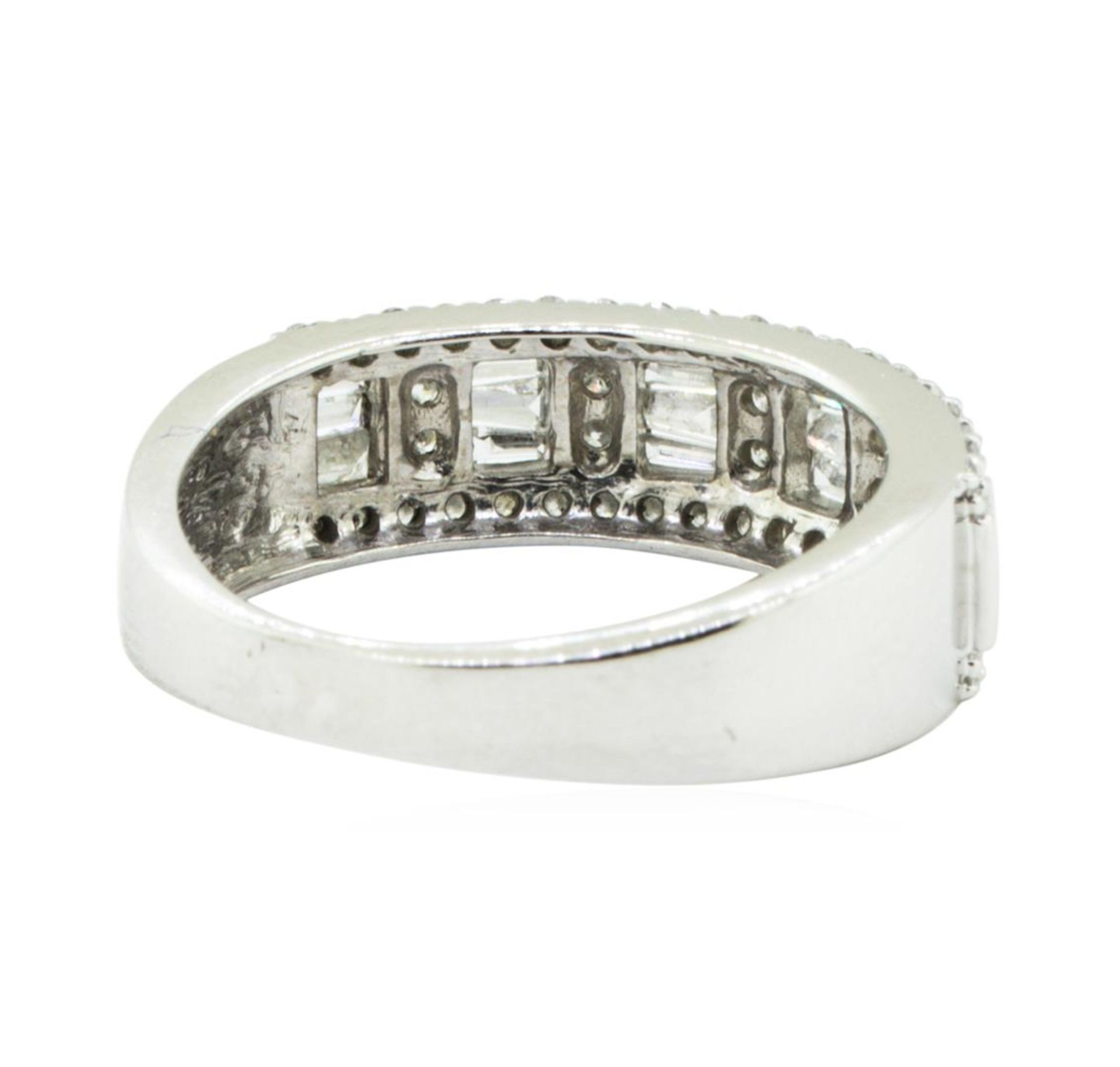1.00 ctw Diamond Ring - 14KT White Gold - Image 3 of 4