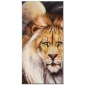 """""""Leo Moon"""" Limited Edition Giclee on Canvas by Martin Katon, Numbered and Hand S"""