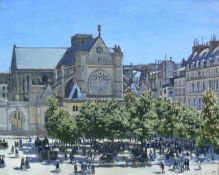 Claude Monet - Germain Auxerrois, Paris 1867