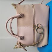 See by Chloe Emy Shoulder Bag - Powder One Size