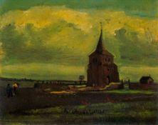 Van Gogh - Old Tower