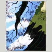 """Unspoiled"" Limited Edition Giclee on Canvas by Larissa Holt, Numbered and Signe"