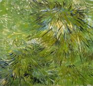 Van Gogh - Grass