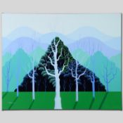 """Eucalyptus"" Limited Edition Giclee on Canvas by Larissa Holt, Numbered and Sign"