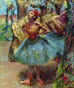 Edgar Degas - Ballerina