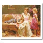 """Pino (1939-2010) """"A Time To Remember"""" Limited Edition Giclee. Numbered and Hand"""