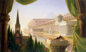 Thomas Cole - Architects Dream