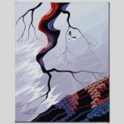 """""""Central Lighthouse"""" Limited Edition Giclee on Canvas by Larissa Holt, Numbered"""
