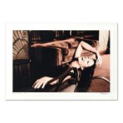 """Rob Shanahan, """"Sarah McLachlan"""" Hand Signed Limited Edition Giclee with Certific"""