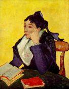 Van Gogh - Madam Ginoux