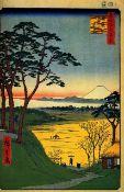 Hiroshige - Grandpas Treehouse