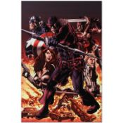 """Marvel Comics """"Hawkeye: Blind Spot #1"""" Numbered Limited Edition Giclee on Canvas"""