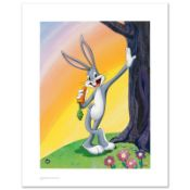 """""""Classic Bugs"""" Limited Edition Giclee from Warner Bros., Numbered with Hologram"""