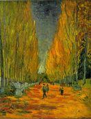 Van Gogh - Alyscamps