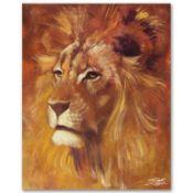 Lion by Fishwick, Stephen