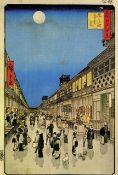 Hiroshige Marketplace