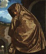 Girolamo Savoldo - Mary Magdalene at the Sepulchre