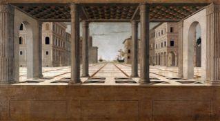 Francesco di Giorgio Martini - Architectural Veduta