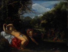 Adam Elsheimer - Apollo and Coronis