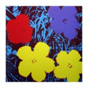 Flowers 11.71 by Warhol, Andy