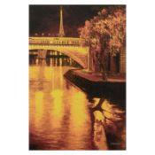 Twilight On The Seine I by Behrens (1933-2014)