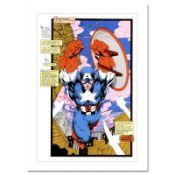 Captain America, Sentinel: Uncanny X-Men #268 by Marvel Comics