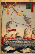 Hiroshige - Tanabata Festival