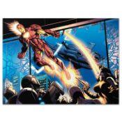 Ultimatum: Spider-Man Requiem #1 by Marvel Comics