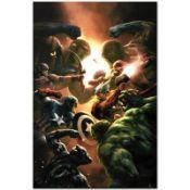 New Avengers #43 by Marvel Comics