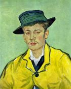 Van Gogh - Portrait Of Armand Roulin