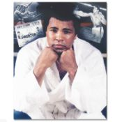 Ali with White Robe/Ticket by Ali, Muhammad