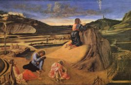 Giovanni Bellini - Christ at the Mount of Olives