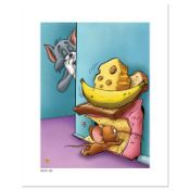 Tom and Jerry, Hidin the Cheese by Tom and Jerry