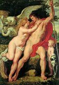 Sir Peter Paul Rubens - Venus and Adonis