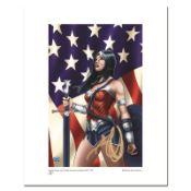 Wonder Woman Patriotic by DC Comics