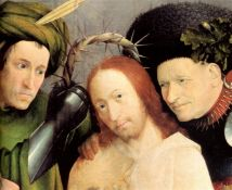 Hieronymus Bosch - Christ Crowned with Thorns [2]