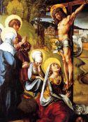 Albrecht D�rer- Christ on the Cross