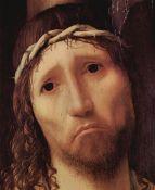 Antonello da Messina - Ecce Homo